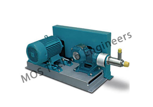 CO<sub>2</sub> Cylinder Filling Pump