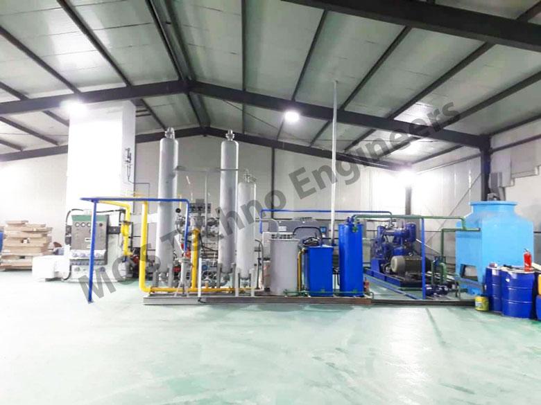 مصنع غاز الأكسجين