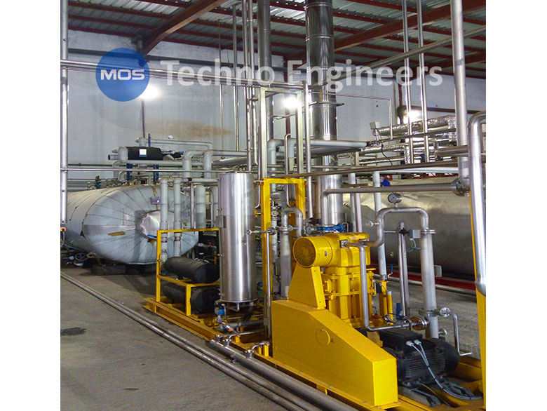مصنع استعادة ثاني أكسيد الكربون القائم على مصنع الجعة
