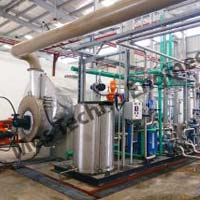 معمل إنتاج ثاني أكسيد الكربون القائم على الديزل