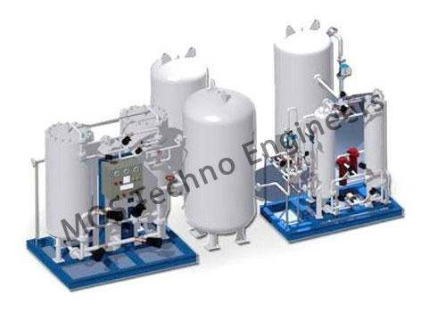 Plantas de gas nitrógeno PSA