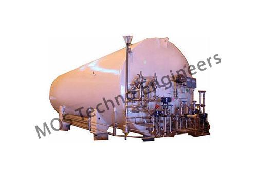 Tanques de almacenamiento criogénico