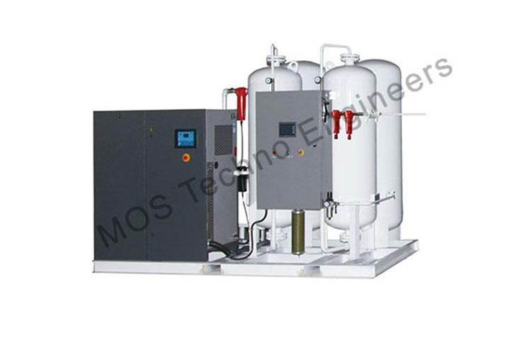 Planta de gas oxígeno PSA