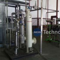 Planta de recuperación de CO2 a base de biogás