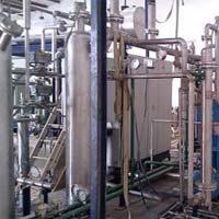 Planta de Recuperación de CO2 de Pila de Gas