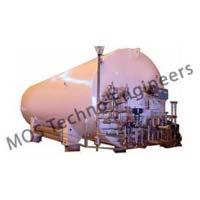 Tanque de almacenamiento de argón