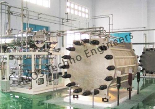 Hydrogen By Water Electrolyser