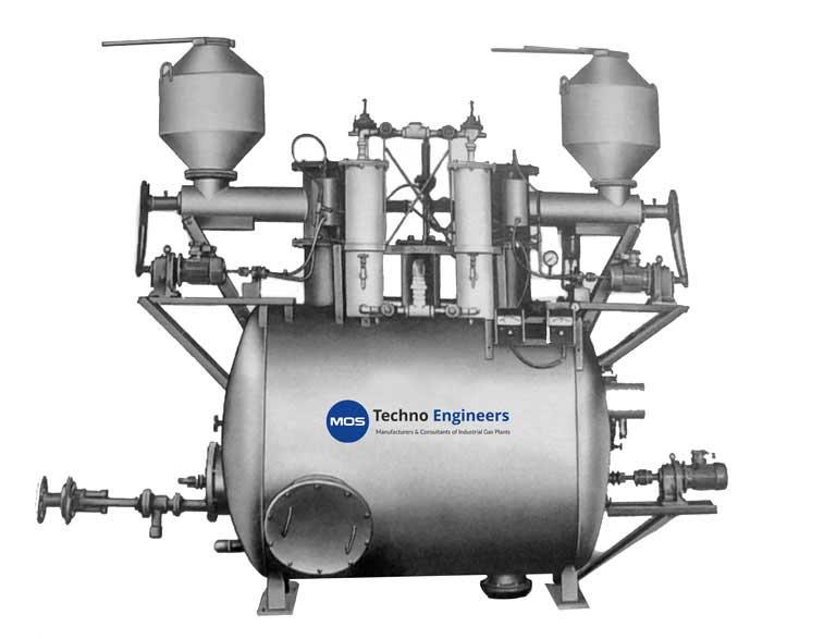 Acétylène usine de gaz