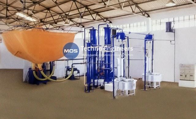 D'oxyde nitreux usine