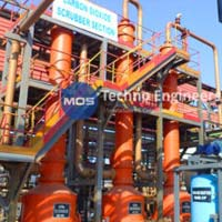 Calcium Chloride Based CO2 Recovery Plant