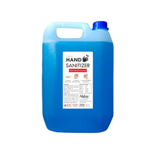 Alcohol Based Hand Sanitizer