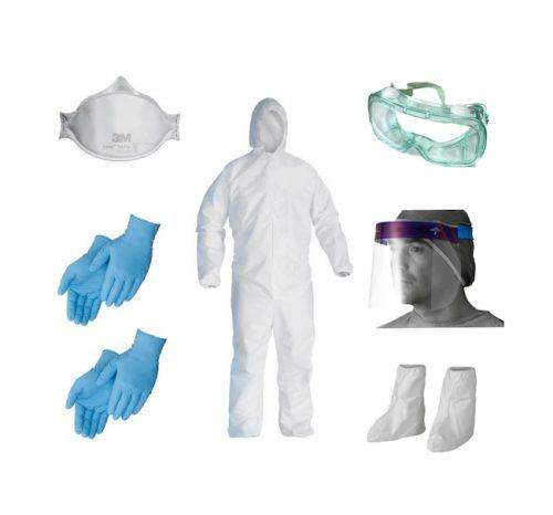 COVID 19 PPE Kit